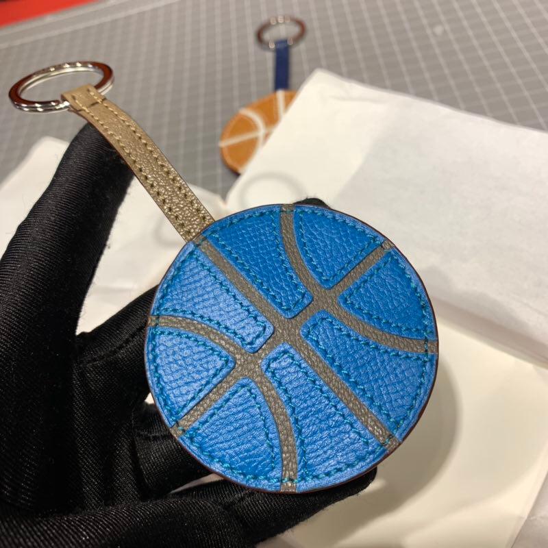 爱马仕专柜最新挂件 Hermes多色顶级Epsom牛皮包包手工挂饰挂件