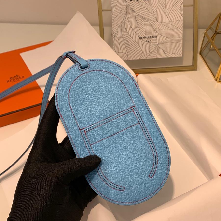 现货 Hermes爱马仕新款World B包包挂件挂饰 Patrick Graf打造
